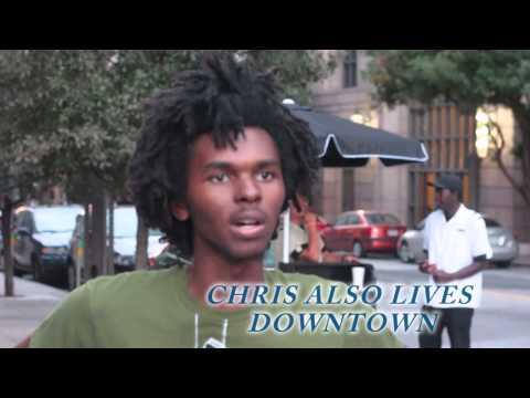 Downtown Dallas living/ Gichy Dan Productions