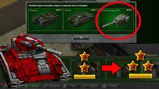 Tanki Online ROAD TO LEGEND (sem comprar cristal #32) Buying Titan M2 + Smoky M2 + SMOKY M3 upgrades