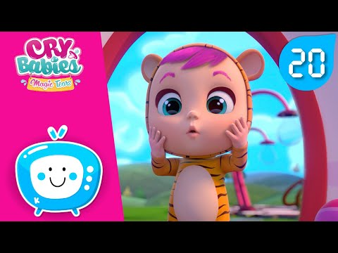 💕COLLECTION #3 💧CRY BABIES MAGIC TEARS 🌈 20 MINUTES! 😊CARTOONS for kids
