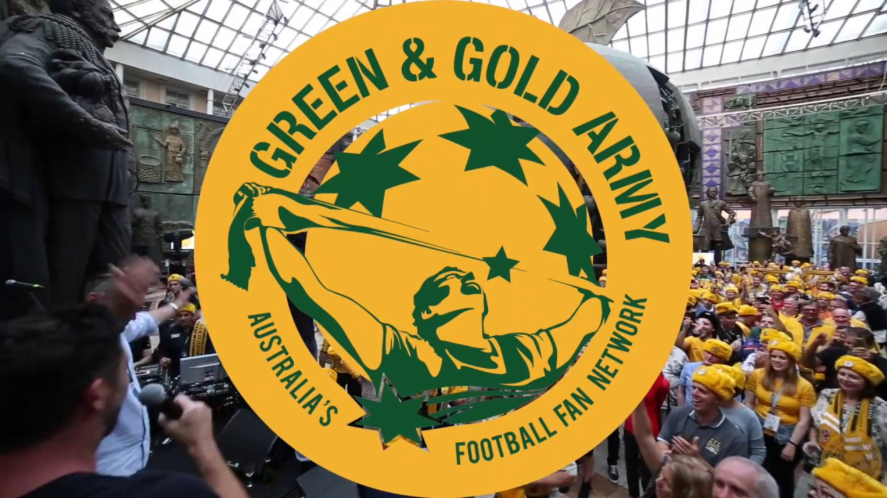 GGArmy - GGArmy Welcome Party - 2018 FIFA World Cup - Australia's