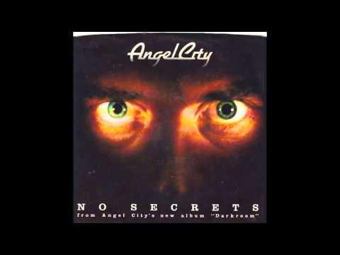 "Angel City – ""No Secrets"" (Epic) 1980"