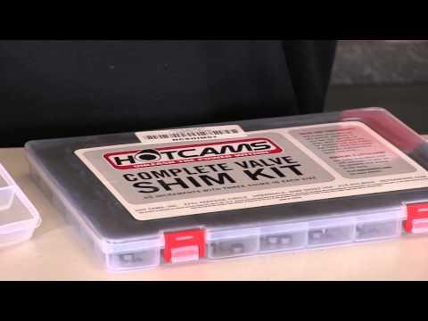 Hot Cams valve shim kit