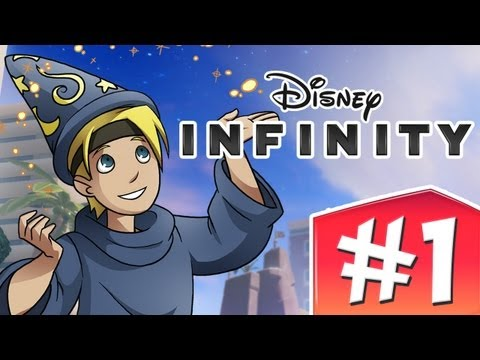 Disney Infinity - I'M 12 AGAIN!! (Tutorial & Toybox)