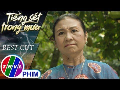THVL   Bà Hội không thể tin chính con mình làm cho Bình có thai   Tiếng sét trong mưa - Tập 12