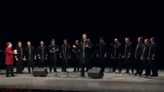 Концерт  хора Валаамского монастыря в Костроме, 30 января 2017(КВЦ