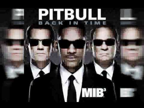 BACK IN TIME-PITBULL