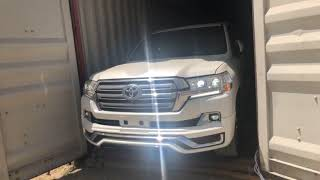 NEW 2018 TOYOTA LAND CRUISER GXR V6 Full Option Engine Gasoline | Redline Review-Car Shoping