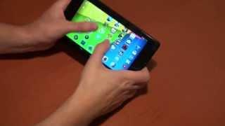 Nexus 7: впечатление, глюки, сравнение с китайскими планшетами
