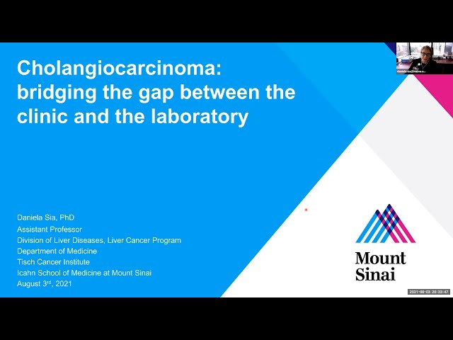 Cholangiocarcinoma: Bridging the Gap Between the Clinic and the Laboratory