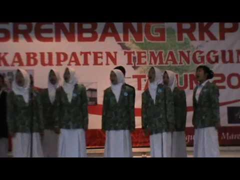 PANTANG MUNDUR & TEMANGGUNG NUSWAPADA by PADUS SMP N 6 TEMANGGUNG