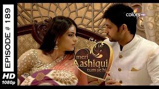 Meri Aashiqui Tum Se Hi - 15th July 2015 - मेरी आशिकी तुम से ही - Full Episode (HD)