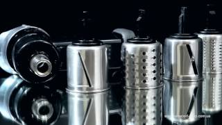 Насадка-шинковка Kenwood MGX 300 - видео обзор