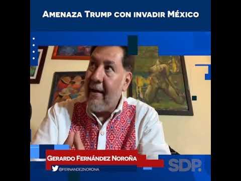 amenaza-trump-con-invadir-méxico.-#videocolumna