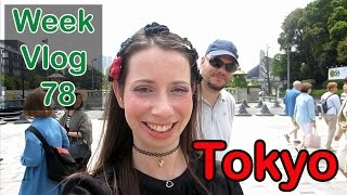 Japan vlog : eating all the Japanese food in Tokyo !