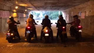 Vijayawada super bikes Revving (R.O.V.S)
