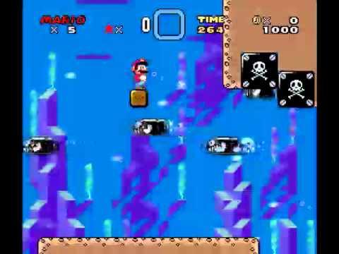 Underwater 10 Hours - Super Mario World