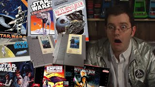 Star Wars Games  - Angry Video Game Nerd (AVGN)