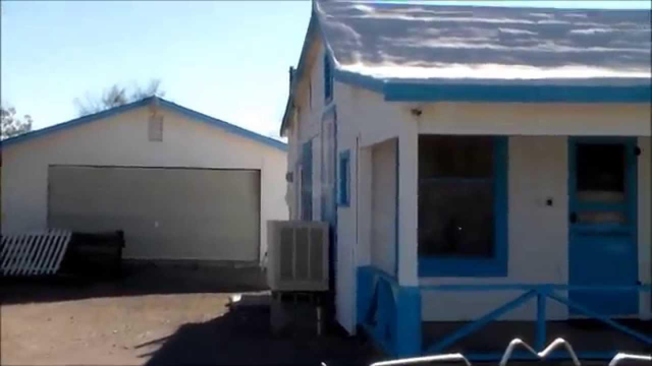 Earp Cottage Vidal Ca Youtube