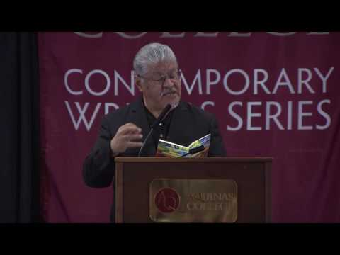 Luis J. Rodriguez | Contemporary Writers Series