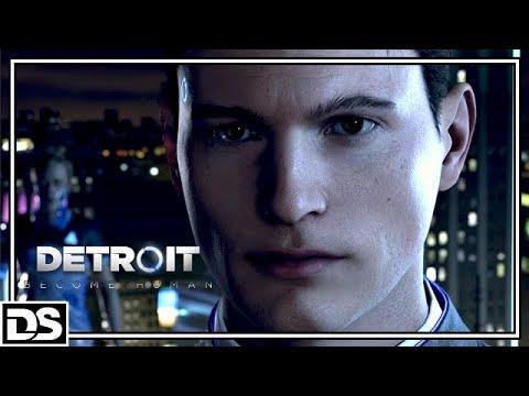 Detroit Become Human Gameplay German PS4 - Nur ein Android - Let's Play Detroit Become Human Deutsch