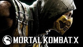 Mortal Kombat 10 - Official E3 2014 Who