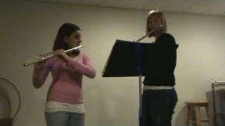 Telemann Sonata No. 3 Duet for flute