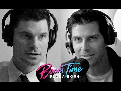 MY FIRST GAY KISS With DAVID GIUNTOLI | Boom Time W/ Flula