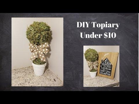diy-topiary//rustic-home-decor//rustic-centerpieces