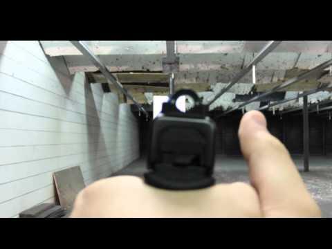 Glock 32 Shooting