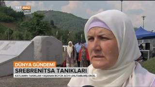 Türklerden Öç Alıyoruz - Srebrenitsa Tanıkları Duyduklarını Anlatıyor - Dünya Gündemi - TRT Avaz