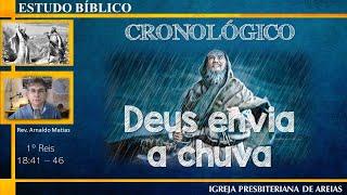 Elias clama por chuva
