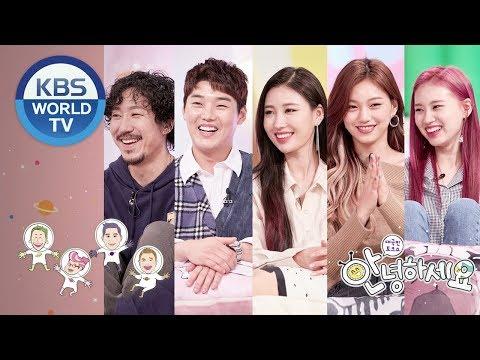 Guests: Tiger JK, Kwon Hyuksoo, Risabae, Weki Meki's Doyeon&Elly[Hello Counselor/ENG,THA/2018.10.22]