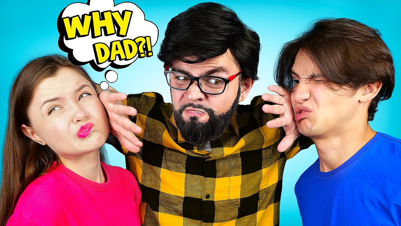 THINGS DADs DO! Funny relatable musical by La La Life