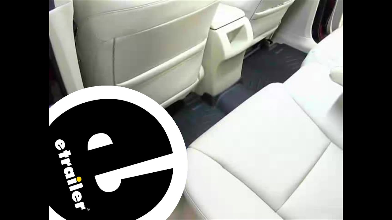 Review Weathertech Floor Mats Acura Rdx Wt Etrailercom - Acura rdx floor mats