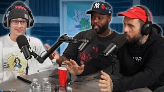 Adam22 and Lil House Phone Coach Yuriy on How To Act With Women