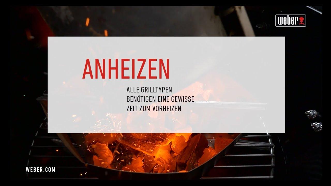 Weber Elektrogrill Erstbenutzung : Weber stephen grill grundregeln des grillens regel richtig