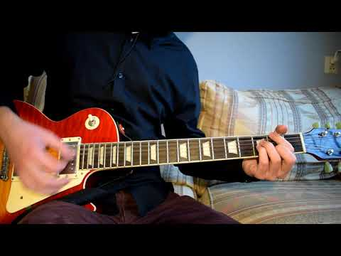 Rex Orange County - Loving Is Easy Guitar Cover