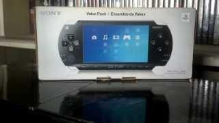 ANALISIS SONY PSP - PARTE 1, Packaging, contenido y diseño.