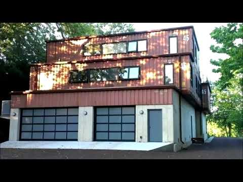 shipping container home builders texas