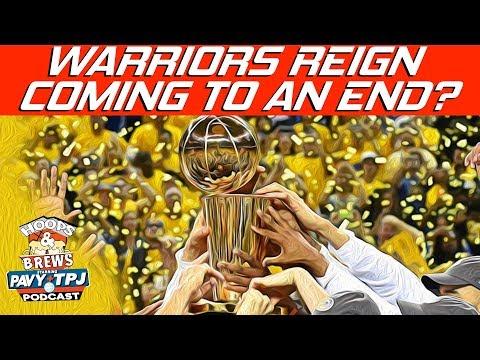Are The Warriors Still Lightyears Ahead ?   Hoops N Brews