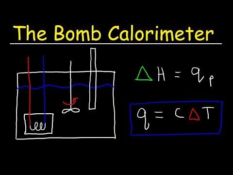 Bomb Calorimeter Vs Coffee Cup