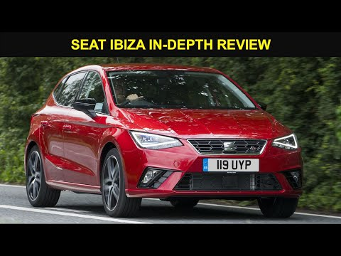 SEAT IBIZA Review - one of the best city cars?