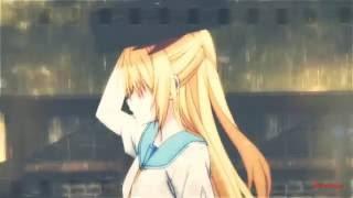 「Грустный аниме клип」Девочка моя