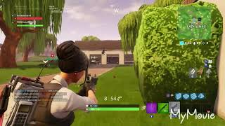 Fortnite Slender man Glitch??