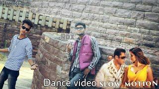 Slow Motion : Barat | Salman khan | disha patani | Harsh malviya | Dance choreography
