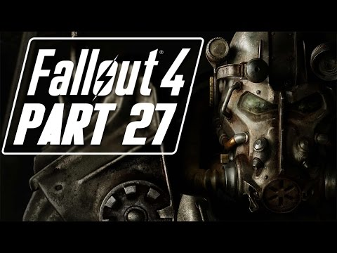 "Fallout 4 - Let's Play - Part 27 - ""Barge Battles"""