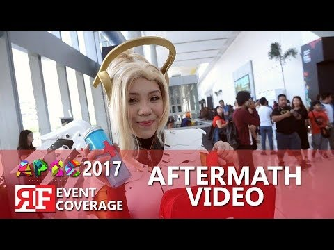 AsiaPOP ComiCon Manila 2017 Aftermath Video