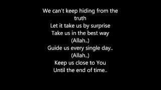 Maher Zain Open Your Eyes with lyrics
