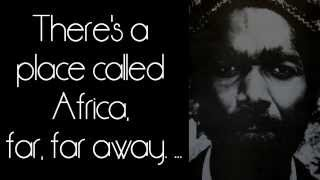 Junior Byles & The Upsetters - A Place Called Africa (Lyric)
