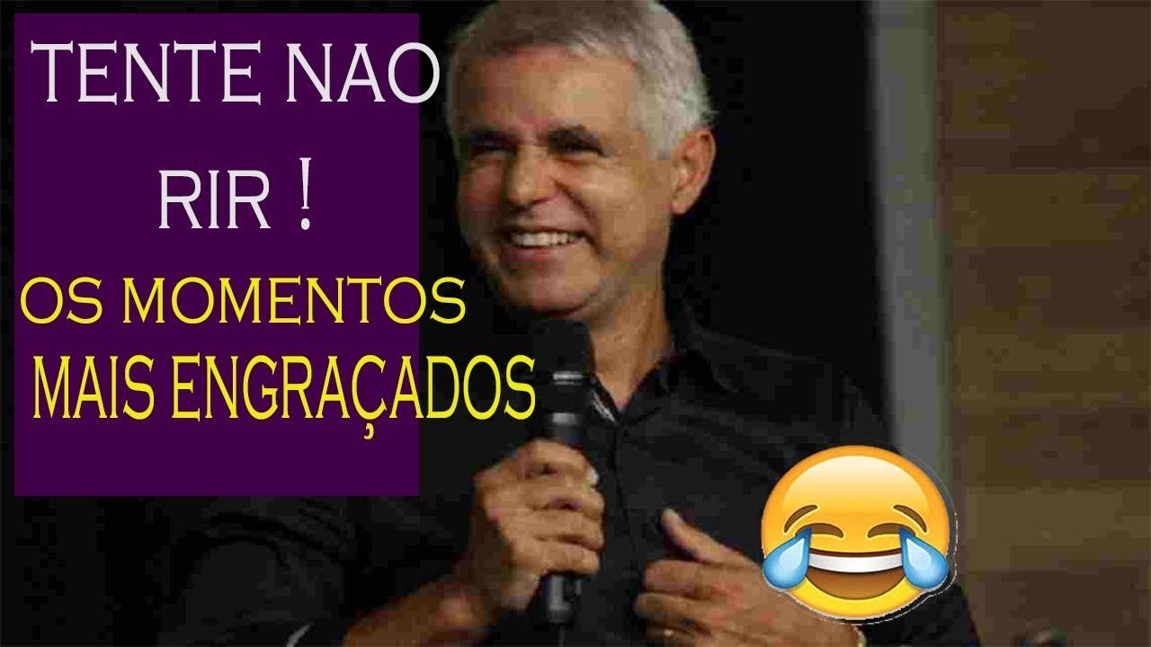 Os momentos mais engraçados do pastor Cláudio Duarte